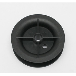 Pulley, Elec.Cntrl.Cable, AWP  (PN 23394)