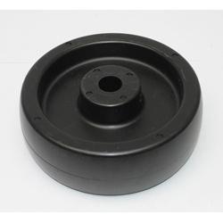 Wheel - Poly - 6X2 - 3/4  (PN 57788)