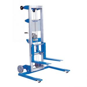 Genie Lift Straddle Base