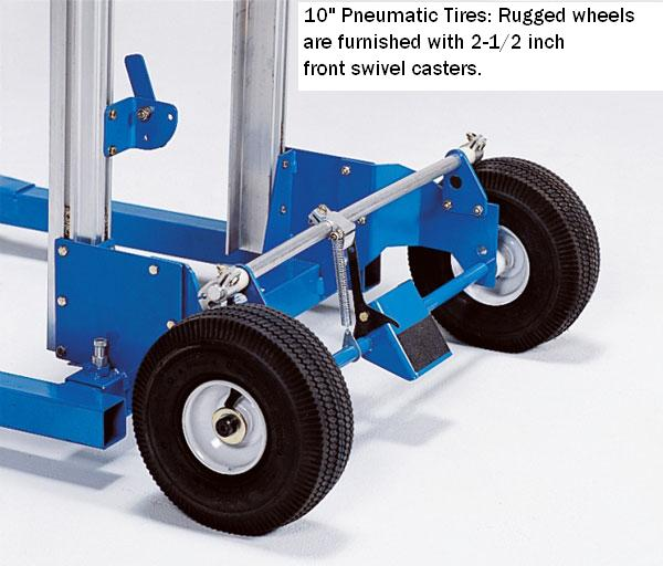 Gl 12 Genie Lift With Straddle Base Material Lift Sales