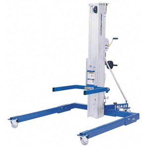 SLA-10 Superlift Advantage with Straddle Base